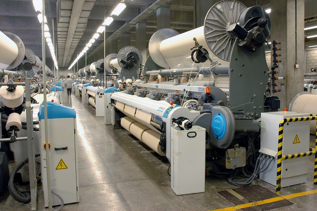 Textile Manufacturing Leaders In Textile Distribution