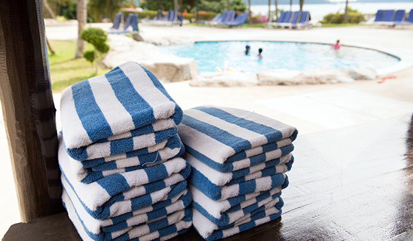 towels for commercial laundry industry